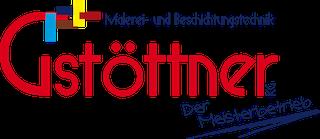 Malerei- und Beschichtungstechnik Gstöttner Logo